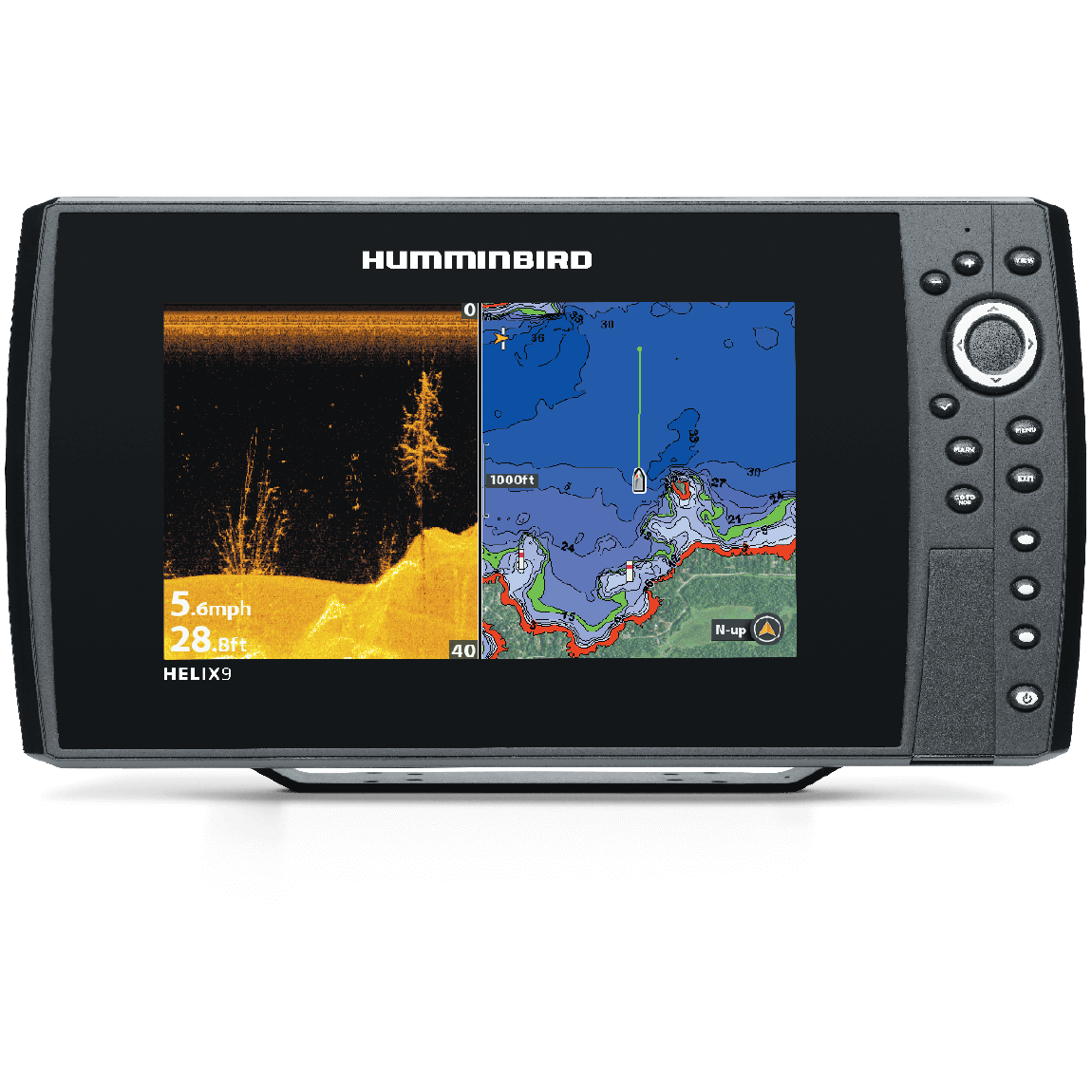 lowrance elite 9 ti manual